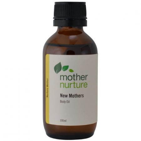 New Mothers Body Oil