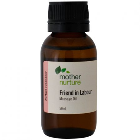 Friend in labour Massage Oil