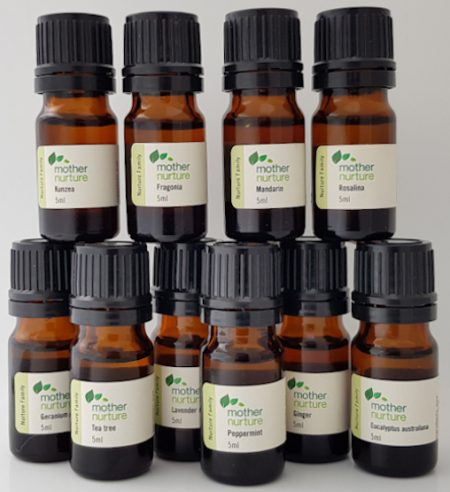First Aid Single Essential Oils